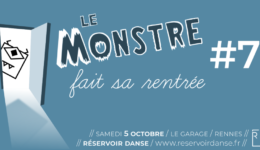 Visuel Le Monstre #7